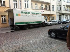 Umzug von Berlin nach BB - und was passiert mit der Kita?